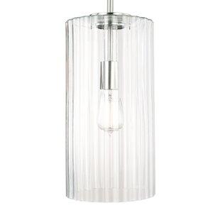 Mara 1-Light Cylinder Pendant