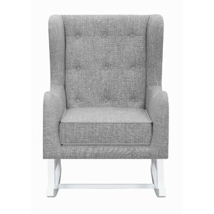 Compare prices Letchworth Rocking Chair by Harriet Bee Reviews (2019) & Buyer's Guide