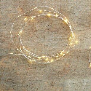 VivaTerra Bendable LED Fairy String Lights