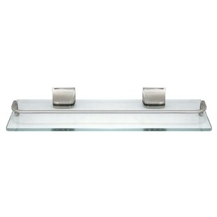 Glass Wall Wall Shelf