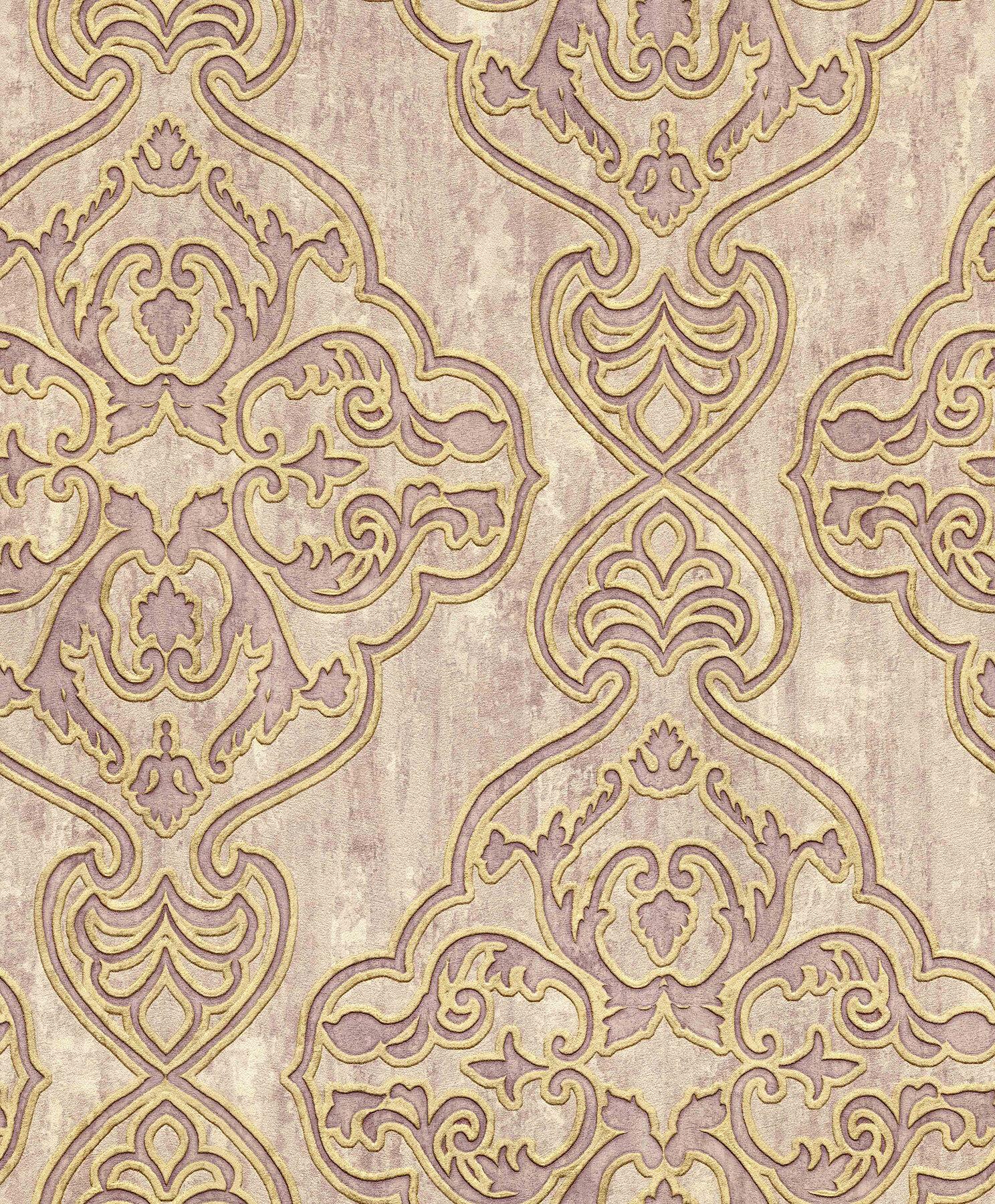 Lindholm 33 L X 20 5 W Damask Wallpaper Roll