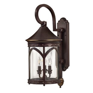 Lucerne 3-Light Outdoor Wall Lantern by H..