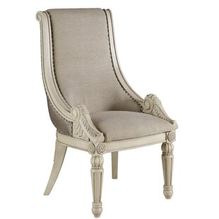 Anne Upholstered Dining Chair by One Allium Way 2019 Coupon