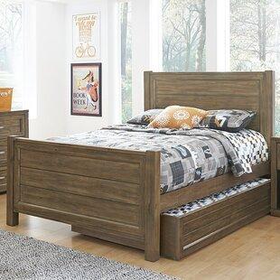 My Home Furnishings Logan Panel Bed