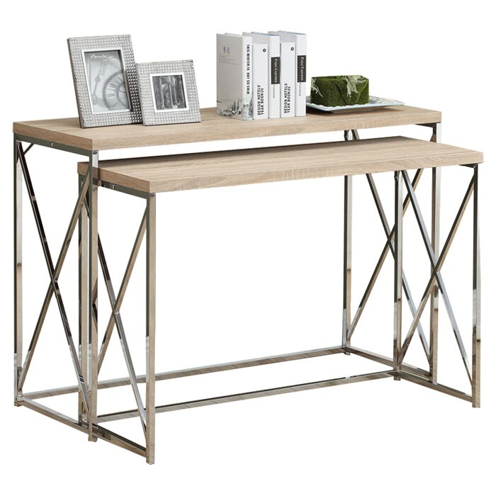 Balog 2 Piece Console Table Set & Reviews | AllModern