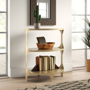 Donaldson Etagere Bookcase by Mistana Read Reviews