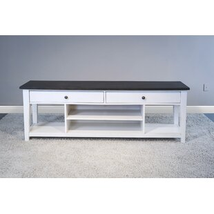 Paulis Solid Wood TV Stand For TVs Up To 85