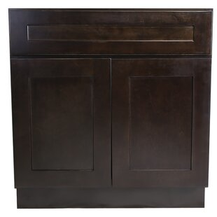 Brookings 34.5 x 36 Sink Base Cabinet by Design House