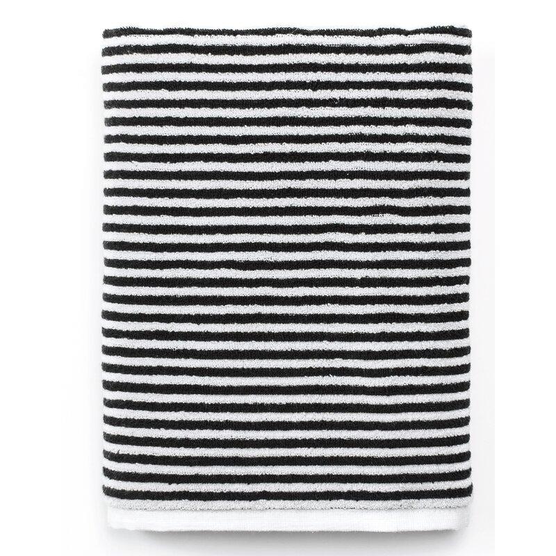 Calvin Klein Donald 100 Cotton Bath Towel Reviews Wayfair
