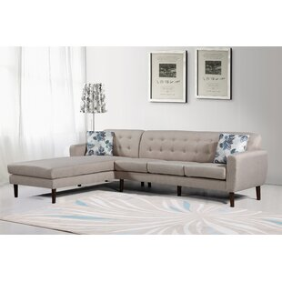 Latitude Run Jayant Mid Century Tufted Se..