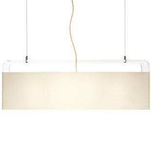 Pablo Designs Tube Top 4-Light Pendant