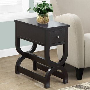 Comparison End Table By Monarch Specialties Inc.