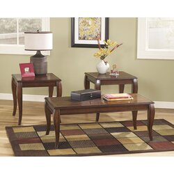 Signature Design by Ashley Corrie 3 Piece Coffee Table Set ...