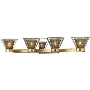 Troy Lighting Wink 4-Light LED Vanity Light