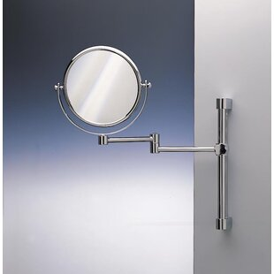 Compare & Buy Wall Mounted Double Face Magnifying Mirror By Windisch by Nameeks