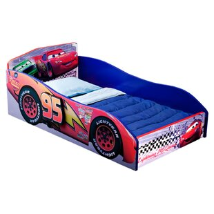 Disney Pixar Cars Convertible Toddler Bed by Delta Children Savings