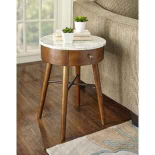 George Oliver Dominick End Table