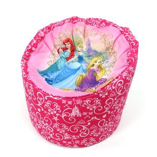 Disney Princess Drum Bean Bag Chair