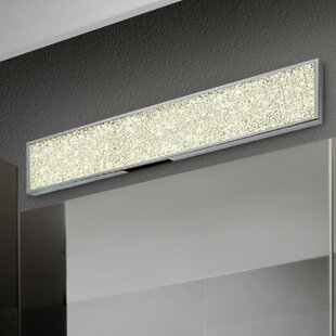Sonneman Dazzle LED 1-Light Bath Bar