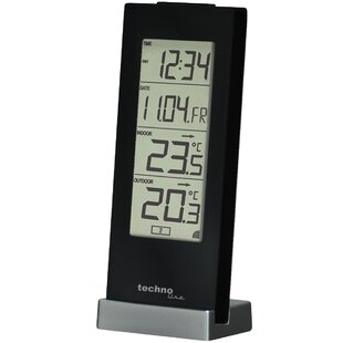 Temperature Station Thermometer By Technoline