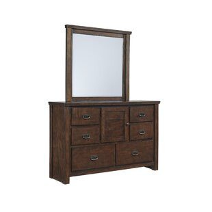 Mona 6 Drawer Combo Dresser by Viv + Rae