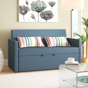 Best Reviews Corvallis Pull Out Sleeper Loveseat by Latitude Run Reviews (2019) & Buyer's Guide