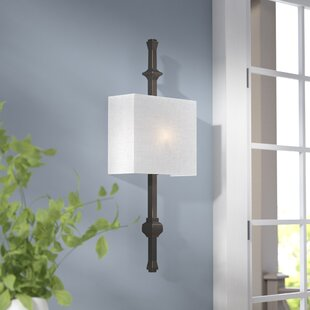 Great deal Umstead 1-Light Flush Mount By Latitude Run