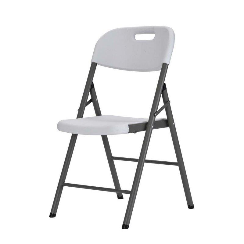 Sandusky Portable Plastic Folding Chair Wayfair