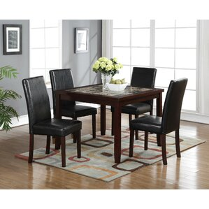 catherine 5 piece pub table set