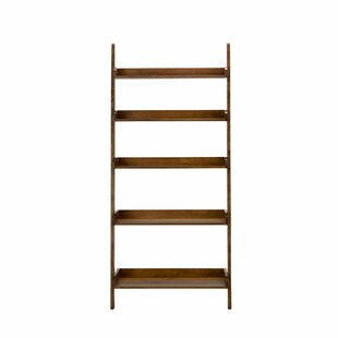 Best Claybrooks Ladder Bookcase By Gracie Oaks