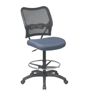 Office Star Products SPACE Mid-Back Mesh Drafting Chair