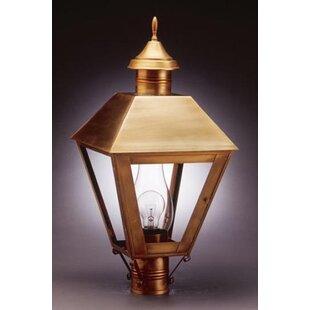 Gill 1-Light Lantern Head by Alcott Hill