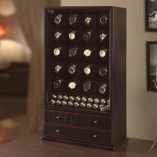 Budget Exquisite 20 Watch Box By Wildon Home ®