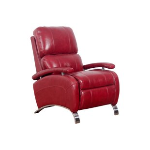 Barcalounger Oracle Leather Recliner