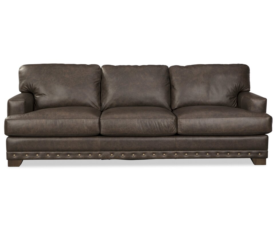 Westland and Birch Gondall 2 Piece Leather Standard Living Room Set