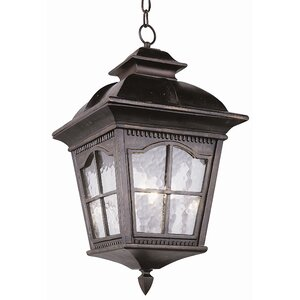 Outdoor 3-Light Hanging Lantern