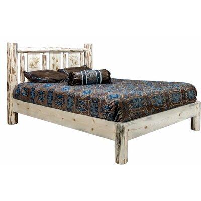 Best Selling Antigo Storage Platform Bed Millwood Pines Size King Accuweather Shop