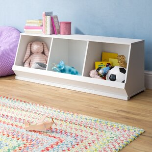 Toy Storage Bench by Viv + Rae