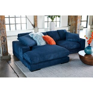 Blaze Reversible Sectional by Mistana