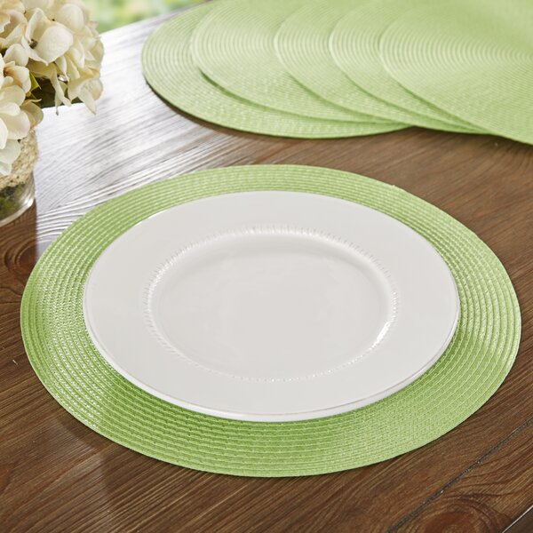 Placemats For Round Tables Wayfair