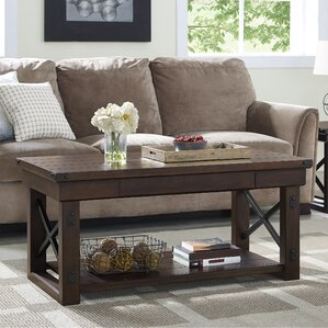 Gladstone Coffee Table by Laurel Foundry Modern Farmhouse