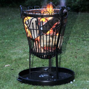 Diann Fire Pit By Belfry Heating