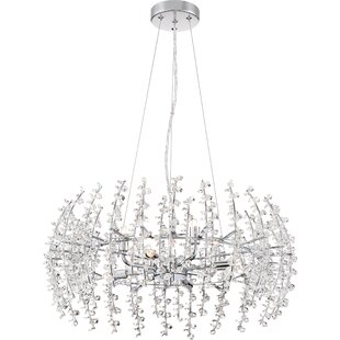 House of Hampton Viggo 8-Light Chandelier