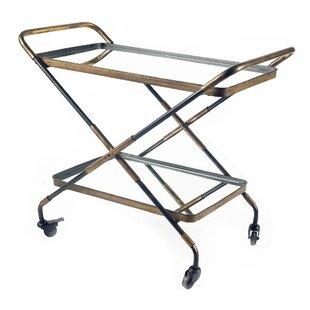 17 Stories Creissant Bar Cart