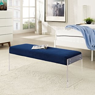 Drain Upholstered Bench