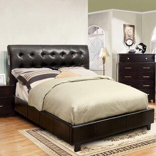 A&J Homes Studio Francesca Upholstered Platform Bed