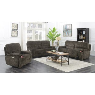 Amalfi 2 Piece Reclining Living Room Set by Latitude Run