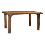 Barnwood Kitchen Table   Wayfair
