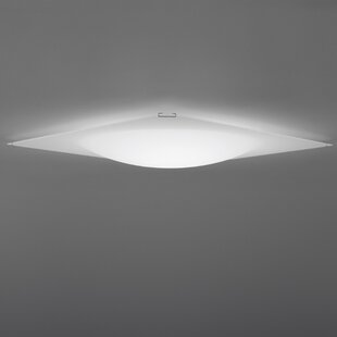 Vibia Quadra Ice 1-Light Flush..
