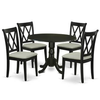Millwood Pines Cloquet 7 Piece Extendable Dining Set Reviews Wayfair